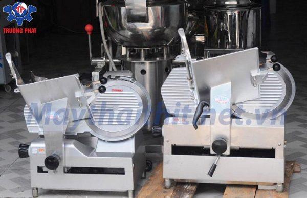 máy thái thịt tự động sl-300b công suất lớn