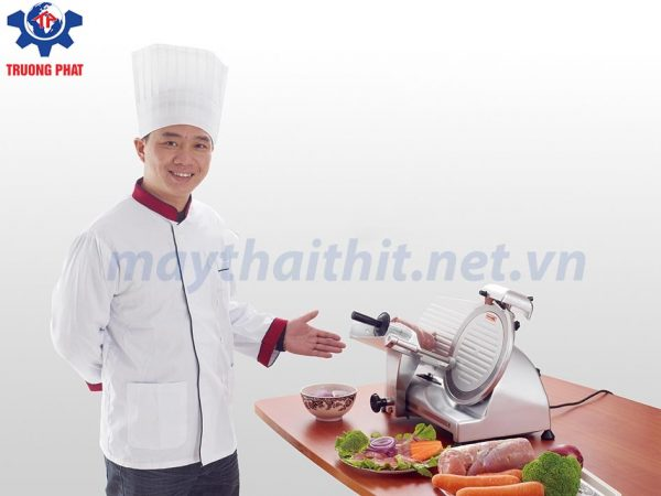máy thái thịt chín, thịt đông lạnh es 300