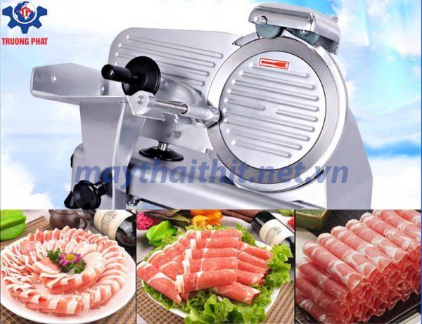 máy thái thịt đông lạnh es-250 giá rẻ